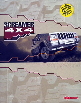 Portada de la descarga de Screamer 4×4 (GOG)