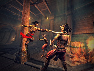 Imagen de la descarga de Prince of Persia: Warrior Within (GOG)