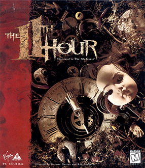 Portada de la descarga de The 11th Hour (GOG)