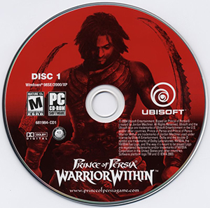Imagen de icono del Black Box Prince of Persia: Warrior Within (GOG)