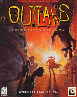 Portada de la descarga de Outlaws + A Handful of Missions (GOG)