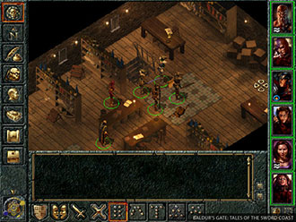 Imagen de la descarga de Baldur's Gate: The Original Saga (GOG)