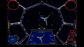 Star Wars: TIE Fighter (Collector's CD-ROM) (GOG)