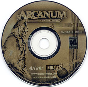 Imagen de icono del Black Box Arcanum: Of Steamworks and Magick Obscura (GOG)
