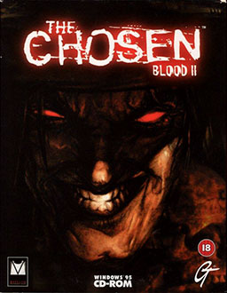 Portada de la descarga de Blood II: The Chosen + The Nightmare Levels (GOG)