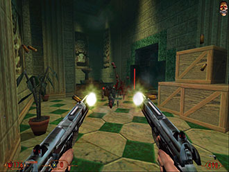 Imagen de la descarga de Blood II: The Chosen + The Nightmare Levels (GOG)