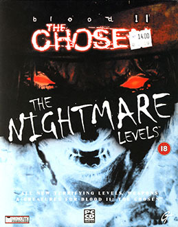 Imagen de icono del Black Box Blood II: The Chosen + The Nightmare Levels (GOG)